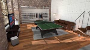 Virtual Game Ultron Uherské Hradiště - Eleven Table Tennis VR
