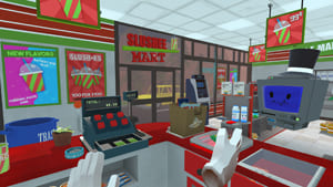 Virtual Game Ultron Uherské Hradiště - Job simulator