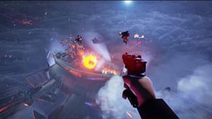 Virtual Game Ultron Uherské Hradiště - VR Shooter